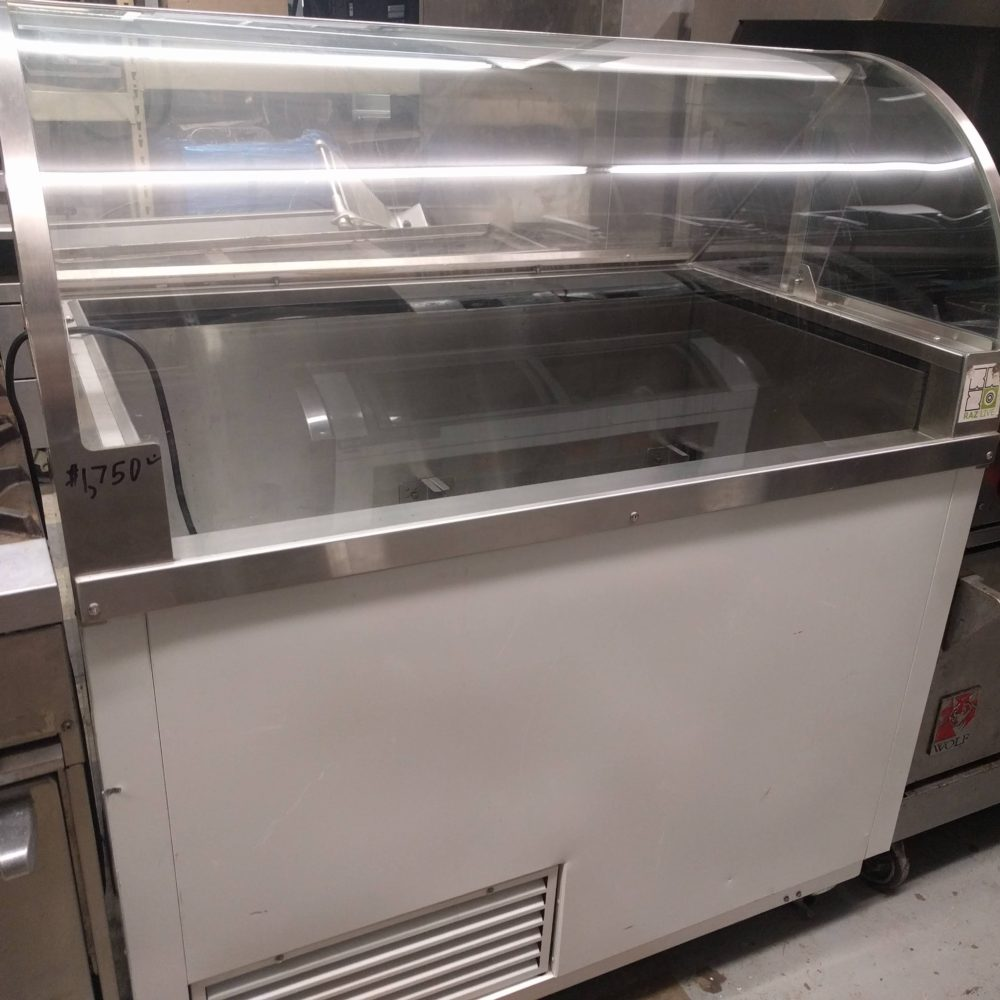 full view Used BD8-DIP-HV Ice Cream/Frozen Dessert Freezer
