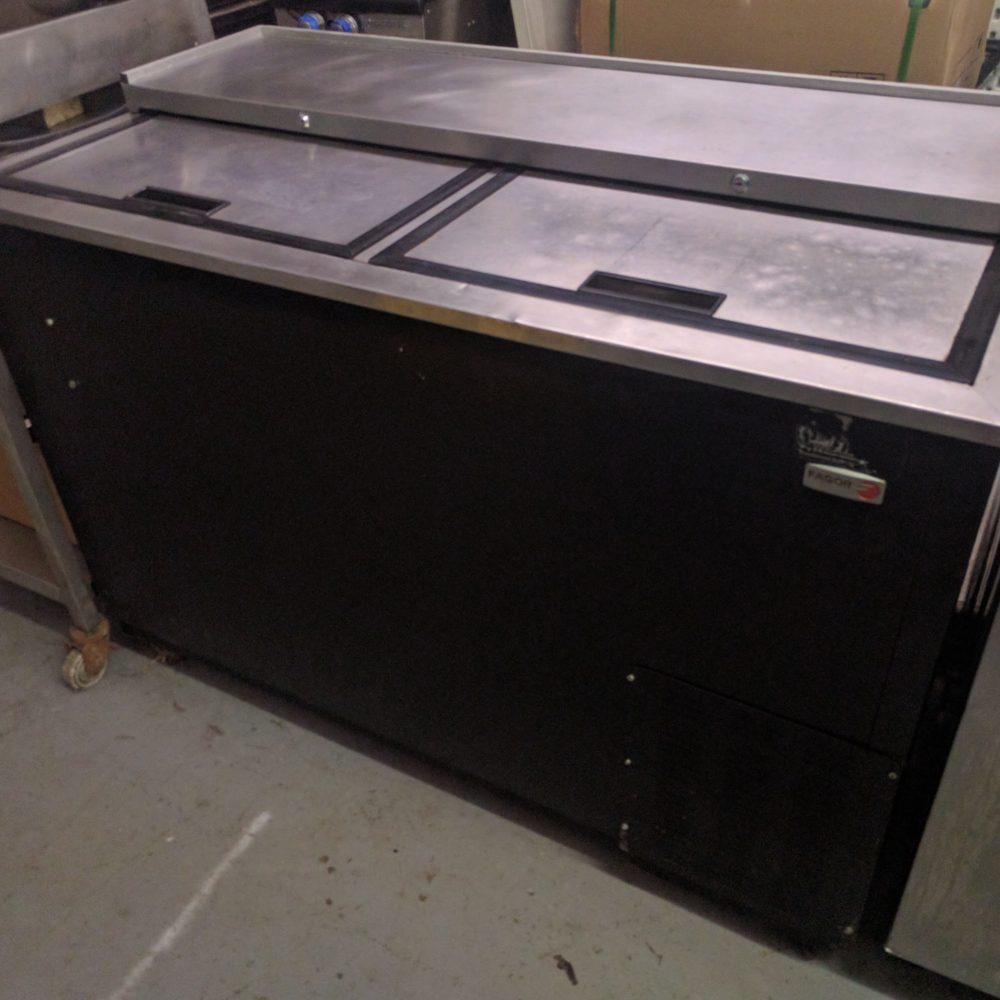full view Used Fagor FBC-50 Bottle Cooler