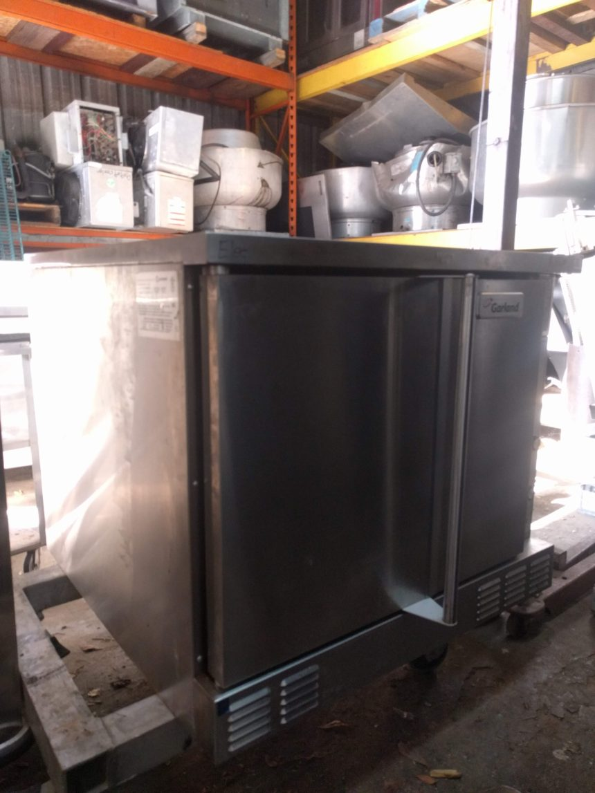 full view Used Garland SCO-ES-10S Convection Oven