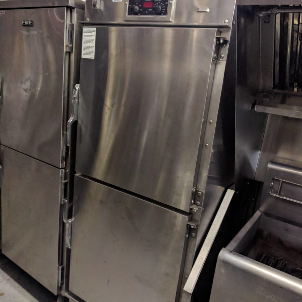 full view NEW Winston HL4522 CVAP Holding Oven