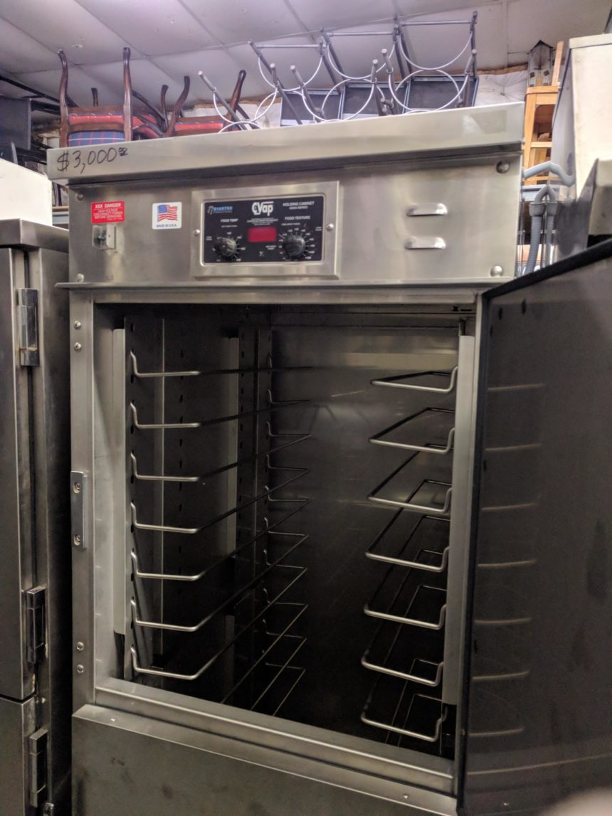 top inside NEW Winston HL4522 CVAP Holding Oven